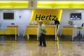 "Some of the stocks preferred by retail investors include companies facing bankruptcy, such as car rental group Hertz. This is fuelling concerns about a ""dash for trash"". Photo: Reuters"
