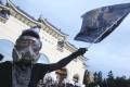 Taiwan says it will help Hong Kong residents seeking asylum on the self-ruled island. Photo: AP
