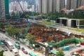 The Kai Cheung Court development is under construction. Photo: Winson Wong