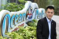 Lau Ming-wai is to become the chairman of Ocean Park, the resort in Aberdeen that was on the brink of financial meltdown before a government rescue deal was agreed. Photo: Nora Tam