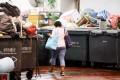 Hongkongers on average sent 1.53kg of trash to landfills each day in 2018. Photo: David Wong