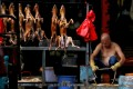 The local government in Yulin, Guangxi Zhuang autonomous region, has never admitted to holding a dog meat festival, saying only a few restaurants and members of the public take part. Photo: Reuters