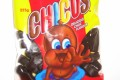 Chicos are made by Nestle, under their Australian brand Allen's, out of gelatinous sugar flavoured with cocoa. Its packaging carried an image of a black baby in overalls until at least 2013. Photo: Twitter