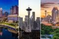 Millennials are heading to Columbus, Seattle and San Antonio. Photos: Instagram