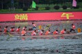 Dragon Boat Festival was set to be an online affair in Beijing after the latest coronavirus outbreak. Photo: AFP