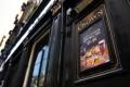 A closed pub seen in London on June 23. Photo: EPA