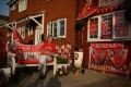 Liverpool fans are best avoided in the coming weeks if you are a Manchester United supporter. Photo: AFP