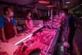 China has tightened import controls amid concern the outbreak in Beijing could be linked to food from abroad. Photo: AFP