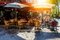 Paris is famous for alfresco eating, and the city mayor has extended the outdoor seating areas in a bid to get customers back in the cafes. Photo: Shutterstock