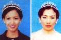 Image of Fathia Reza, 36, and Lamira Roro, 34, who claim they are princesses from the Sunda Empire. Photo: Facebook