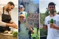 Derrick Morgan, Novak Djokovic and Scott Jurek are all vegan – should you be, too? Photo: Instagram