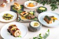 How does this selection of Chinese vegetarian dishes at Miss Lee in Central, Hong Kong, compare to the 'real' thing? Photo: Miss Lee