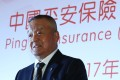 Peter Ma Mingzhe has stepped down as CEO of Ping An Insurance (Group). Photo: Nora Tam
