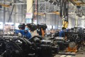 The Caixin/Markit manufacturing purchasing managers' index (PMI) rose 51.2 in June from 50.8 in May. Photo: Xinhua