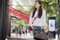 Son Ye-jin's character carries a Tod's bag in Crash Landing on You. With so many events cancelled this year because of the coronavirus, many major fashion houses are turning their focus to featuring their products in Korean dramas.