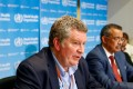Mike Ryan, executive director of the WHO's Health Emergencies Programme, did not say when the two specialists would leave for China. Photo: Reuters