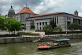 Parliament House in Singapore. Photo: AFP