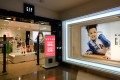 The Gap store in Hysan Place, Causeway Bay, which will close in the next few weeks. Photo: Martin Chan