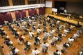 Students sit for the Hong Kong Diploma of Secondary Education in April. Photo: Handout