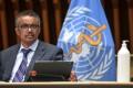 Tedros Adhanom Ghebreyesus, director general of the World Health Organisation. Photo: AFP