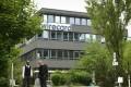Security guards at the Wirecard headquarters in Aschheim near Munich, Germany. Photo: EPA-EFE