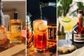 From left: Suntory Toki whisky highball, Heaven's Door Broken Old Pal, Grand Marnier. Photos: Instagram