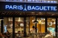 Customers at a Paris Baguette bakery in Shanghai. Photo: SOPA Images/LightRocket via Getty Images