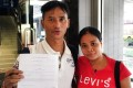 Mahesh Roy (left) says he came to know his original date of birth only during a visit to India in 2010. Photo: Handout