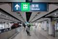 Border between Hong Kong and mainland becoming more porous. Photo: Bloomberg