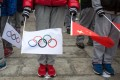 The 2022 Winter Olympics in Beijing could be the most complicated in years when it comes to geopolitical tensions. Photo: EPA