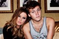 Lisa Marie Presley and son Benjamin Keough, who has died aged 27. Photo: Instagram