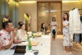 A young fashion designer presents her work at Lane Crawford's Global Creative Callout in Hong Kong, a chance for their creations to be stocked by the department store. Young Chinese designers represent the future of fashion, says its president, Andrew Keith.