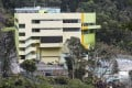 Tso Kung Tam Outdoor Recreation Centre in Tsuen Wan is being used as a quarantine centre. Photo: K.Y. Cheng