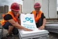 Over 54,000 5G base stations have been installed in Guangdong, with the figure expected to rise to 100,000 by the end of the year, according to the provincial communications administration. Photo: Reuters