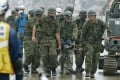 Japan sees China as a longer-term and more serious threat than nuclear-armed North Korea. Photo: Reuters