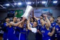 Eastern Long Lions are crowned ABL champions in their maiden season in 2016-17. Photo: ABL