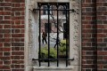 Students and pedestrians walked through the Yard at Harvard University, after the school said in March it would move to virtual instruction. Photo: Reuters