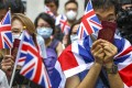 Only Hongkongers born after 1997 and their dependents are currently eligible for the British National (Overseas) passport. Photo: Nora Tam
