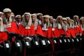 Judges take part in a ceremony to mark the beginning of the legal year in Hong Kong on January 14. Photo: Reuters