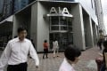 Some of Hong Kong's biggest insurers, such as AIA and Prudential, have been recruiting extra sales agents, confident the bay area will generate new business in the long term. Photo: Bloomberg