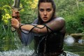 Netflix's Cursed tells the story of the Lady of the Lake, Nimue, played by Katherine Langford (above). Photo: Netflix