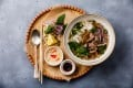 The Classic Cuisine of Vietnam cookbook contains recipes for a variety of Vietnamese dishes. Photo: Shutterstock