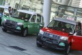 Inchcape Greater China, the company behind most Hong Kong taxi sales, has been phasing out old models that ran solely on liquefied petroleum gas with a new hybrid version. Photo: K. Y. Cheng
