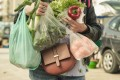 Previous efforts to discourage Chinese consumers from using plastic bags have been unsuccessful. Photo: Shutterstock