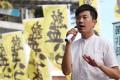 Civic Passion lawmaker Cheng Chung-tai. Photo: Handout
