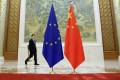 Beijing and Brussels are negotiating on a landmark investment deal, but progress has been slow. Photo: Reuters