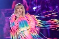 Taylor Swift is reflecting all the colours of the rainbow in her latest oeuvre, Folklore – but did she author a queer anthem in disguise? Photo: Reuters
