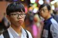 Former Studentlocalism convenor Tony Chung. Photo: Dickson Lee