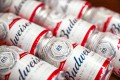 Budweiser Brewing APAC shares soared in Hong Kong on Thursday, as the company raved about upbeat recent sales in China. Photo: K.Y. Cheng