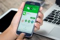 WeChat has become China's most popular everyday mobile app since its initial release – as Weixin, its Chinese-language version – in January 2011. Photo: Shutterstock